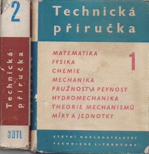 - Technická příručka 1+2
