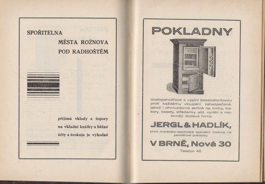- Památník 1928