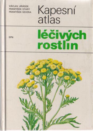 Václav Jirásek a kol. - Kapesní atlas léčivých rostlin