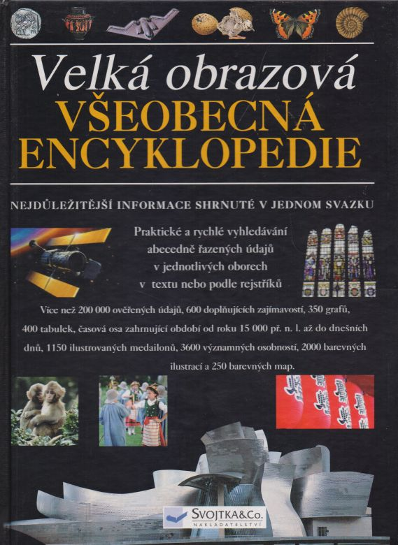 kolektiv autorů - Velká obrazová všeobecná encyklopedie