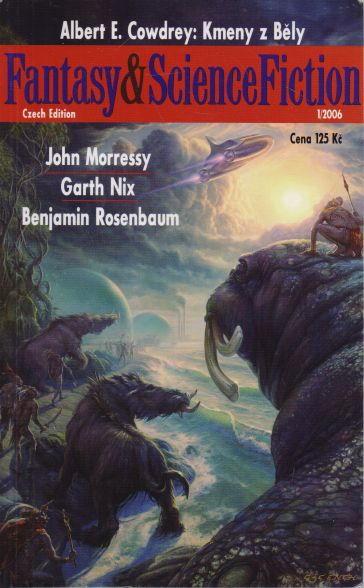 John Morressy - Magazín Fantasy a Science Fiction