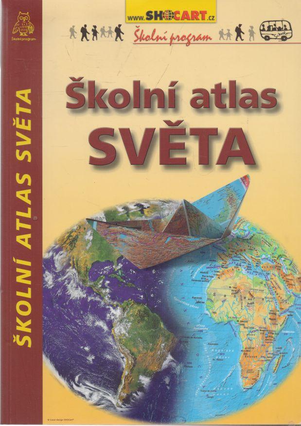 - Školní atlas světa