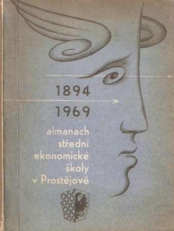 - Almanach střední ekonomické školy v Prostějově