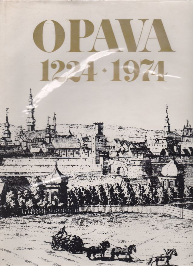 Jan Žídek a kol. - Opava 1224 - 1974