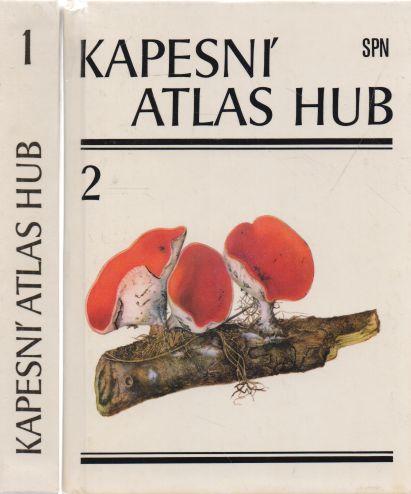 Antonín Příhoda a kol. - Kapesní atlas hub 1+2