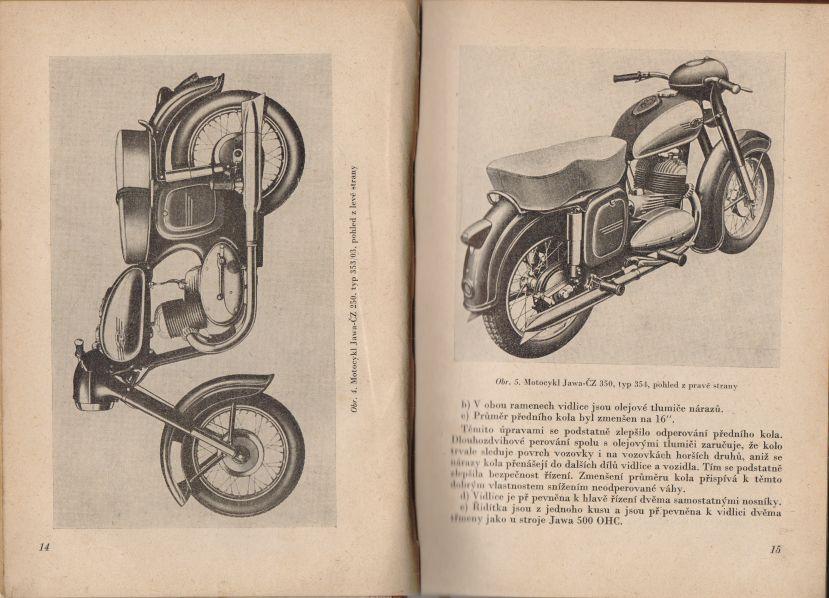 J. Jozíf a kol. - Motocykly Jawa - ČZ 125, 150, 250, 350
