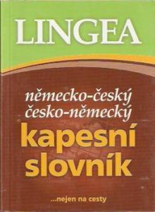 - Nový. německo-český, česko-německý kapesní slovník