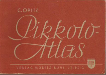 Opitz Carl - Pikkolo Atlas